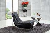 Lederner Freizeit-Stuhl, Aufenthaltsraum-Stuhl-Medien-Stuhl