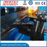 Faltende Maschine der hydraulischen WC67Y-400X6000 Kohlenstoffstahl-Platte/Metallverbiegende Maschine