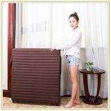 簡単でしかし快適な折るベッド(ホテルのベッドフレーム) (ゲストのベッド)