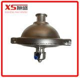 Soupape de commande de pression constante de l'acier inoxydable Ss304 Ss316L