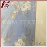 Ткань бленды Кож-Содружественного хлопка ткани Silk для платья