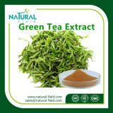 装飾的なフィールドの緑茶のエキスの茶ポリフェノール
