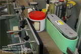 Automatische runde Flasche/Dosen-Aufkleber-beschriftensystem