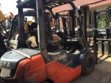 Verwendeter Gabelstapler KOMATSU-Fd50 5tons für Verkauf, verwendeter Tcm 3t/10t/Komatsu 25tons/Linde 8tons Dieselgabelstapler, verwendeter Gas-Gabelstapler