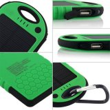 Solar Charger 12000mAh Dual USB Port Portable Backup Power