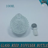 100ml Sphere Luxury Aroma Oil Reed Diffuser Bouteille en verre
