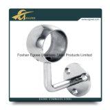 Suporte dos trilhos do aço inoxidável do suporte da barra redonda de aço inoxidável