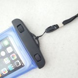 De opblaasbare Mobiele Waterdichte Zak van de Telefoon