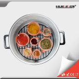 卸売によってエナメルを塗られる電気缶詰になり、維持の込み合いの炊事道具