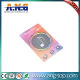 点オフセット印刷を用いる紫外線PVCカスタムスマートな印刷カード