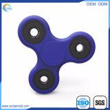 Heißer Verkaufs-Dreieck-Kreiselkompass-Handspinner-reiner Farben-Unruhe-Spinner