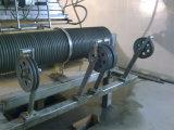 Máquina grande da irradiação do fio