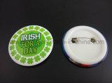 Alfiler de metal de alta calidad personalizado insignia, Button Badge, esmalte Pin como