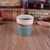 Supporto di candela di ceramica Votive di forma di v