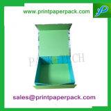 Cinta de cartón personalizado perfume cosmética caja de regalo caja de embalaje de joyería