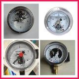 Electro manomètre de pression de raccordement