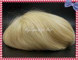 Hol Design Undetectable Hairline Substituição de cabelo não cirúrgico