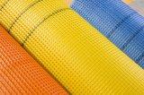 Doux et souple de construire des piles alcalines de résister à maille de fibre de verre