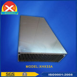 Oxidierenschwärzender Aluminiumkühlkörper für Stromversorgung