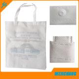 Хозяйственная сумка Eco-Frindely Non сплетенная имея пластичную крепежную деталь
