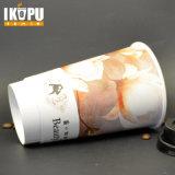 16 oz Doble-Copa de papel de pared con buena calidad