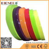 Bande de bord en PVC de couleur unie pour bande de PVC / PVC / bandes en PVC