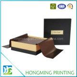 Contenitore di lusso di cioccolato dell'inserto di plastica delle 2 parti