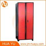 Вне шкафа для картотеки двери шкафов хранения 2 инструмента Kd металла шарниров стального с полками