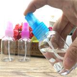 bouteille 100ml en plastique ronde pour le lavage de corps (PETB-03)