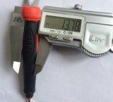clé plate de clé Hex de fin de 2X25mm avec le traitement en plastique