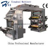 PE de alta calidad recubierto de papel de la impresora flexográfica