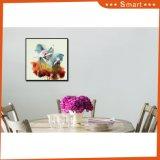Красивейшее искусствоо стены картины цветка на холстине используемой в домашнем украшении