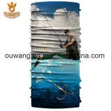 Bandana senza giunte di pesca protettiva UV multifunzionale di Headwear