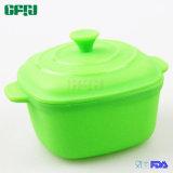 中国の製造者の耐熱性食品等級のシリコーンのボールか鍋