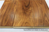 Золотистой настил грецкого ореха проектированный акацией деревянный