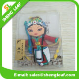 Big Fridge Magnet Rubber Acheter de China Opera Good Packing