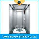 Elevatore residenziale della villa della casa economizzatrice d'energia del passeggero dell'acciaio inossidabile della linea sottile