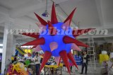 LED d'éclairage gonflable Star, Parti de l'éclairage de décoration Ball Stars C2021