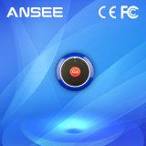 Anseeの警報システムのための無線非常呼出ボタン
