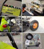 Gasolina 1800psi agua fría Lavadora de alta presión 125bar