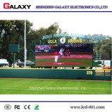 Visualización de pared video al aire libre de P8/P10/P16 SMD LED para Adveritising
