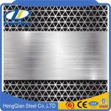 Food Grade sus 304 430 Feuille de dessin de fil en acier inoxydable