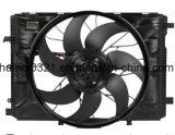 Asamblea auto del condensador de la CA del ventilador del radiador para Mercedes 2045000293