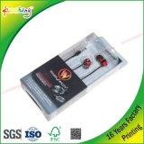Caja de embalaje al por menor de la electrónica con bandeja interior