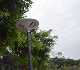 Molde de la fábrica forma redonda 3000 Lumen luz de la linterna solar