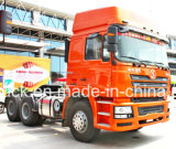SHACMAN 380HP cabeça de caminhão de reboque