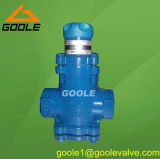 Válvula de redução de pressão de saias de mola (BRV71 / BRV73)