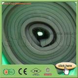 Cobertor de espuma de borracha da isolação Moistureproof high-density