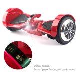 Сша складских запасов K5 электрический Hoverboard скутер с двумя АС Bluetooth