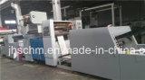 浮彫りになる機械を押す衣類Material/PVC/のペーパー